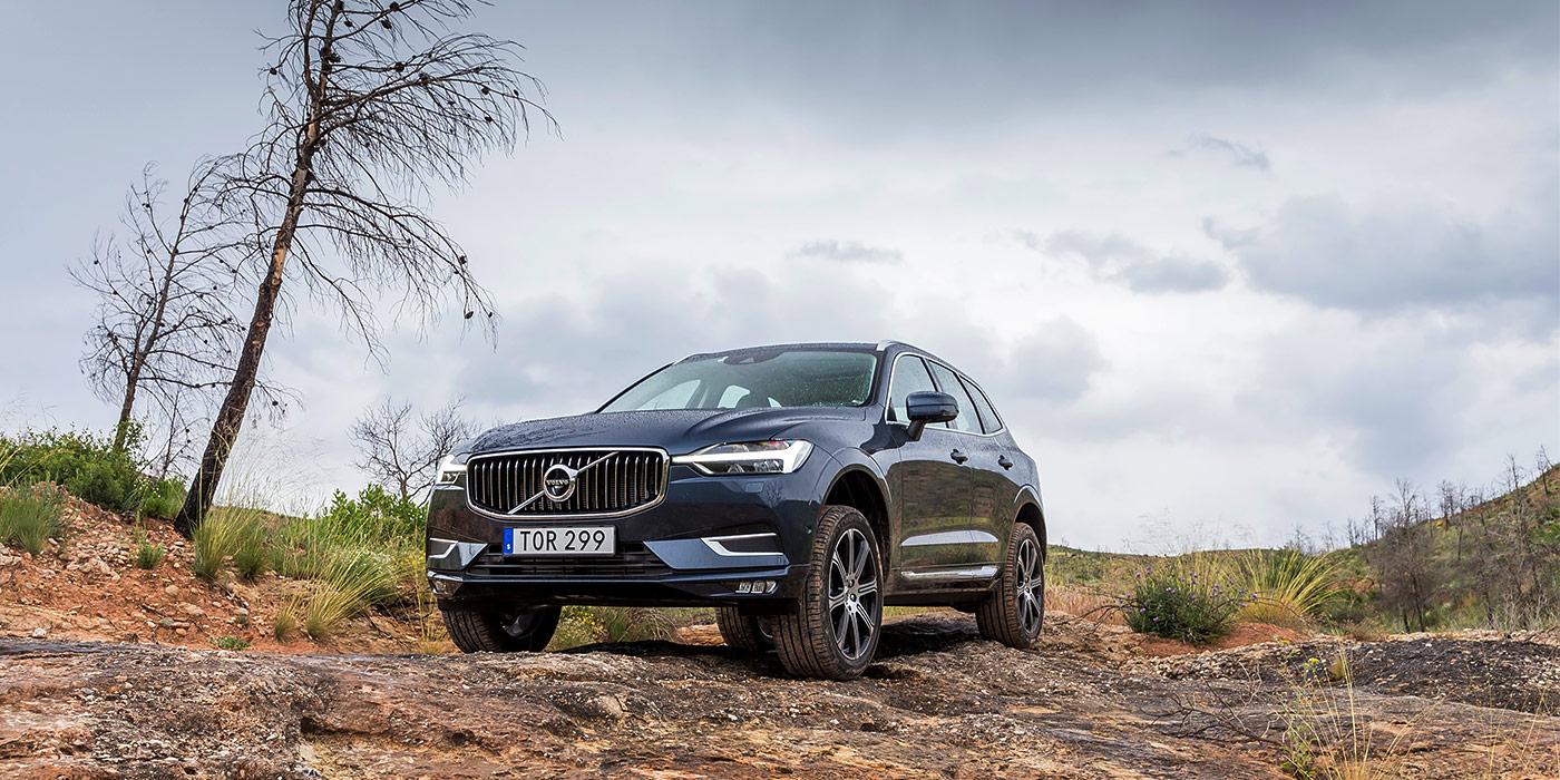 Volvo объявила российские цены на новый XC60 :: Autonews - ElkNews.ru