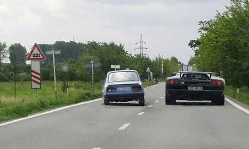 Дешевые авто – основная причина аварий