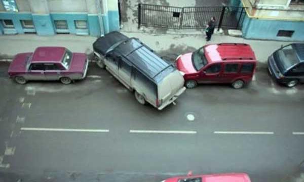 Все места, где будут штрафовать за неправильную парковку
