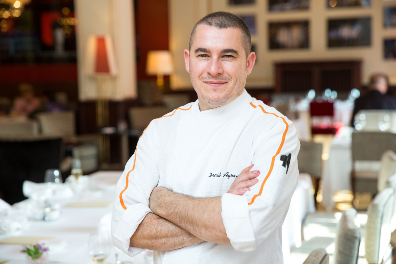 Давид Айро, шеф-повар «Астории»