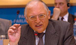 Гюнтер Ферхойген предупредил о китайской угрозе
