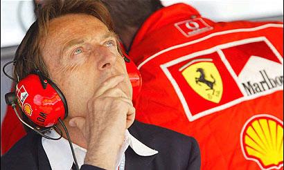 Президент компании Ferrari Лука ди Монтеземоло