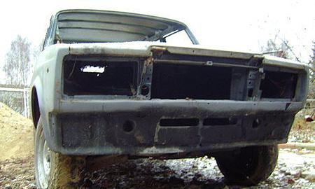Утилизацию старых автомобилей сделают обязательной