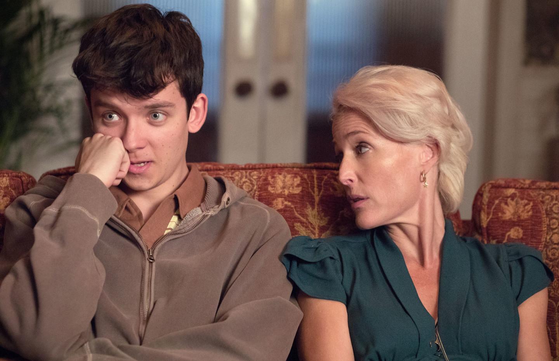 Кадр из сериала «Половое воспитание»