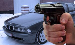 Озверевшего кавказца остановил только выстрел в упор