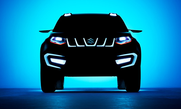 Suzuki представит концепт iV-4 на автосалоне во Франкфурте