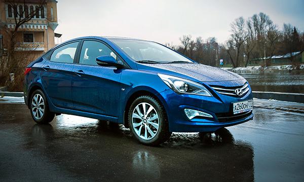 Hyundai поднял цены на Solaris в России