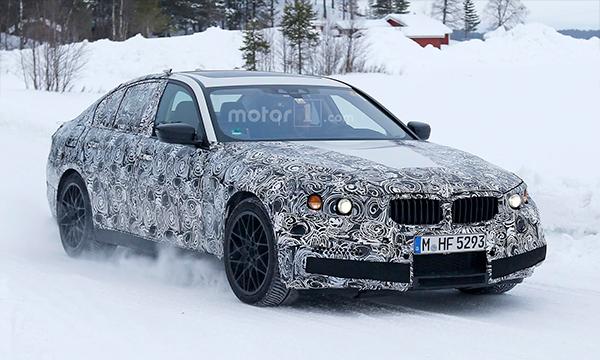 Новое поколение BMW M5 получит 626-сильный мотор