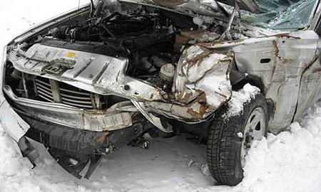 В Перми гололед спровоцировал ДТП с участием 30 автомобилей