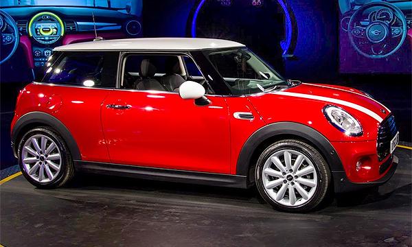 Новый Mini Cooper представили за сутки до мировой премьеры