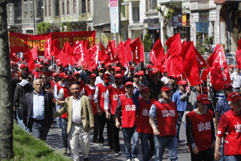 День труда в Турции