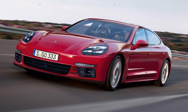 Названа дата премьеры Porsche Panamera нового поколения