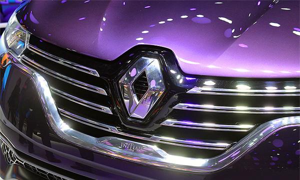 Renault выпустит гибридные модели к 2020 году