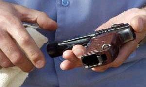 Инспектор ДПС останавливал пьяного водителя стрельбой