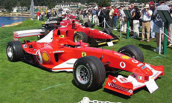 В Италии конфисковали поддельные болиды Ferrari