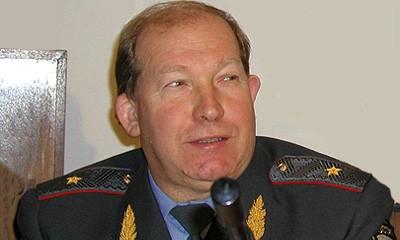 Начальник департамента обеспечения безопасности дорожного движения МВД РФ Виктор Кирьянов