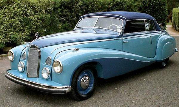 Mercedes-Benz A 320-W 142 1948 года выпуска