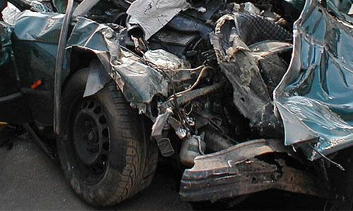 На МКАД бензовоз столкнулся с BMW, погибли 5 человек