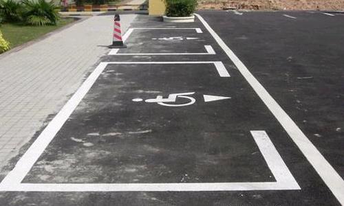 Штраф за парковку на месте для инвалидов вырастет в 25 раз