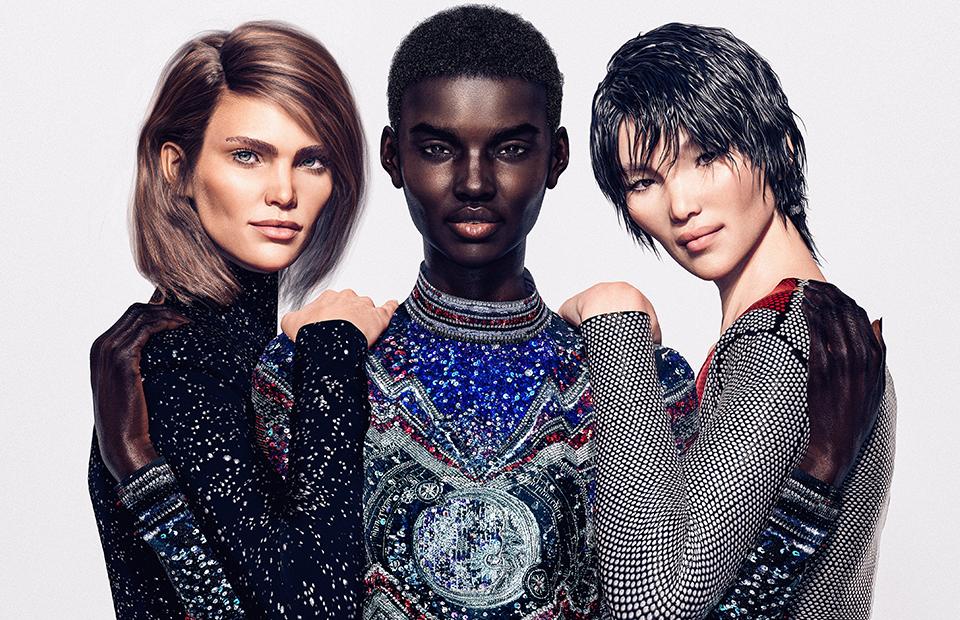 Смотреть 27 ярких моделей в осенней рекламной кампании Prada видео