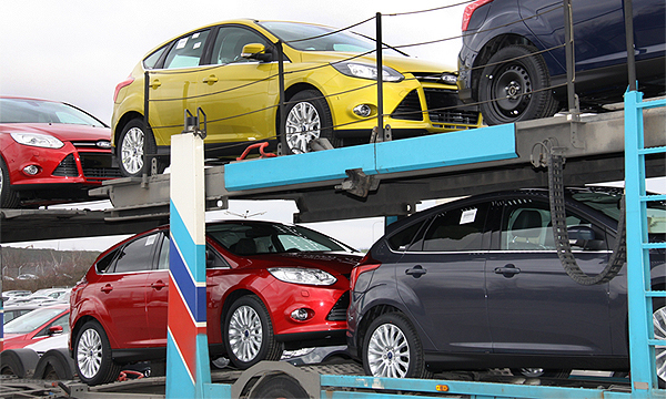 Ford повысил цены на модельный ряд