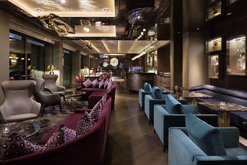 Oriental Cocktail Bar & Restaurant