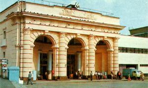 Станция метро Курская (кольцевая) открывается после реконструкции