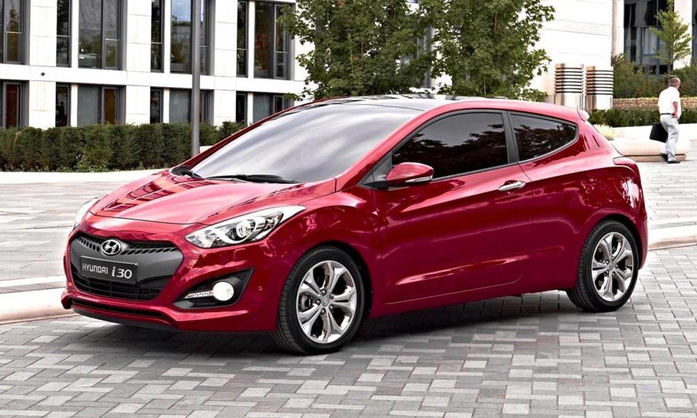 Hyundai показал трехдверный i30 до официальной премьеры