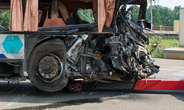 В Таиланде разбился автобус с российскими туристами