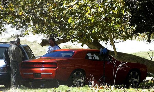 Dodge покажет купе Challenger уже в январе