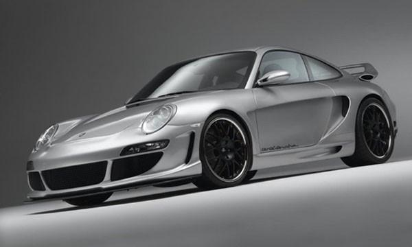 Бывший Porsche 997 Carrera