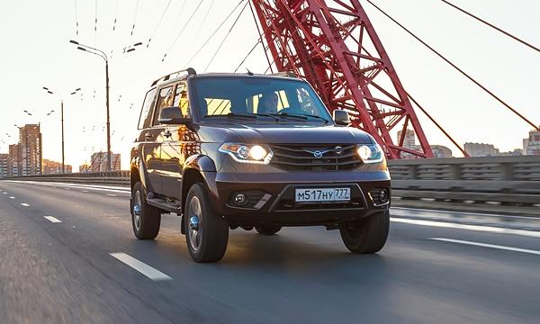 Автомобили УАЗ получили электронные сервисные книжки