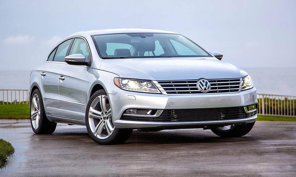 Комфорт-купе Volkswagen обзаведется семьей