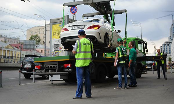 С 1 сентября вводится режим постоплаты за эвакуацию и хранение автомобиля