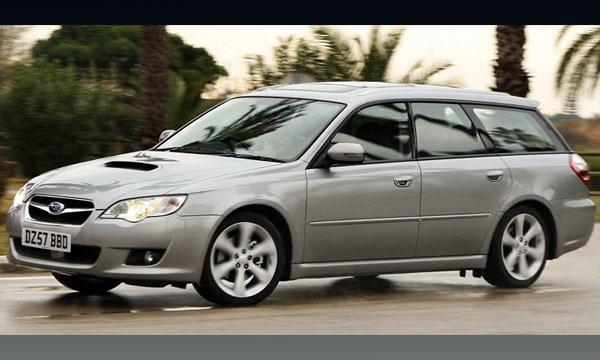 Subaru привезет в Европу оппозитный дизель