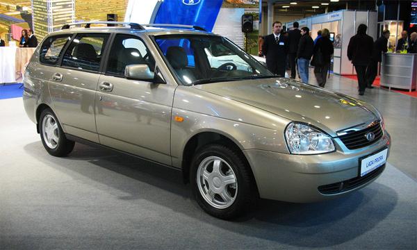 АвтоВАЗ снизил цены на Lada Priora