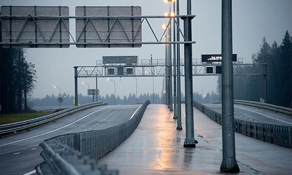 Самую дорогую трассу России строили для Рублевки
