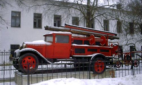 Пожарным автомобилям выделят места