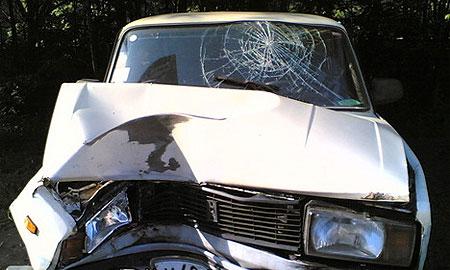 В Кировской области по вине пьяного водителя ранены 10 человек