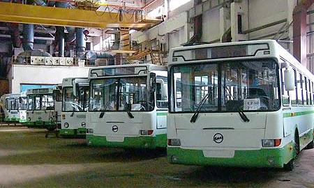 Москва передаст Ивановской области 30 автобусов