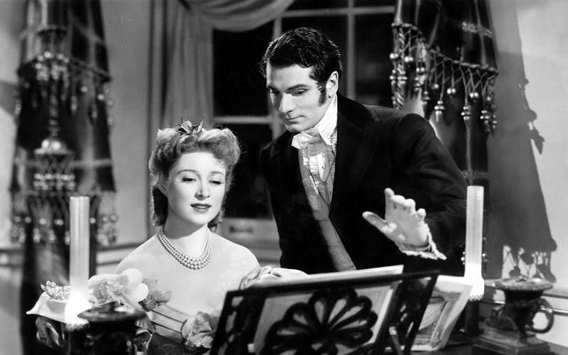 Кадр из фильма «Гордость и предубеждение», 1940