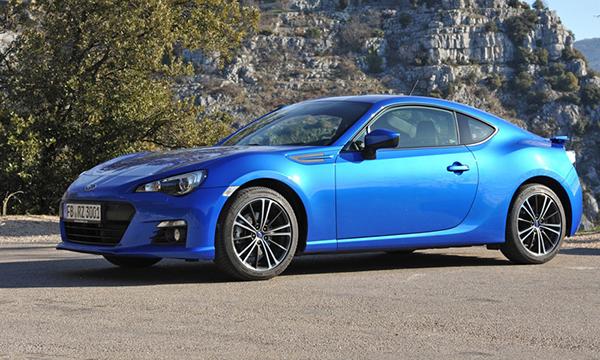 Subaru BRZ покинет российский рынок
