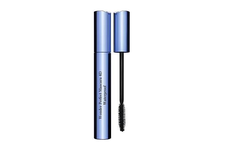 Водостойкая тушь для ресниц с эффектом 4D Wonder Perfect Mascara 4D, Clarins