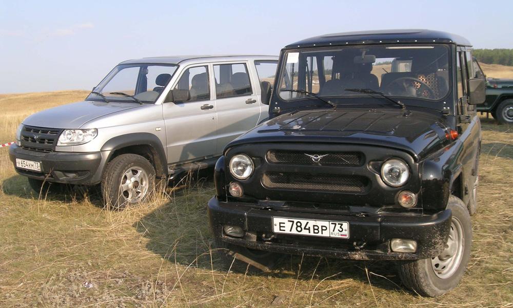 Автомобили УАЗ получат новый дизельный мотор стандарта Евро-4 от ЗМЗ