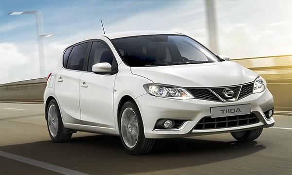 В России начались продажи новой Nissan Tiida