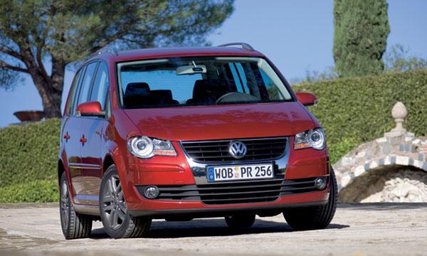 Новый VW Touran