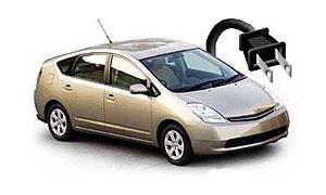 Toyota создала Prius с зарядкой от розетки
