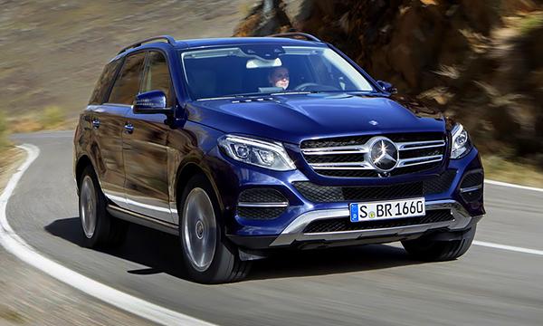 C буквы G: Mercedes-Benz представил замену M-Class