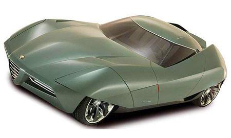 Bertone BAT 11 concept