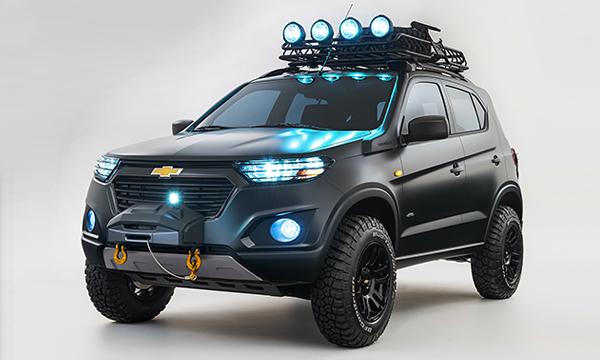 GM-Avtovaz возобновил разработку нового поколении Сhevrolet Niva